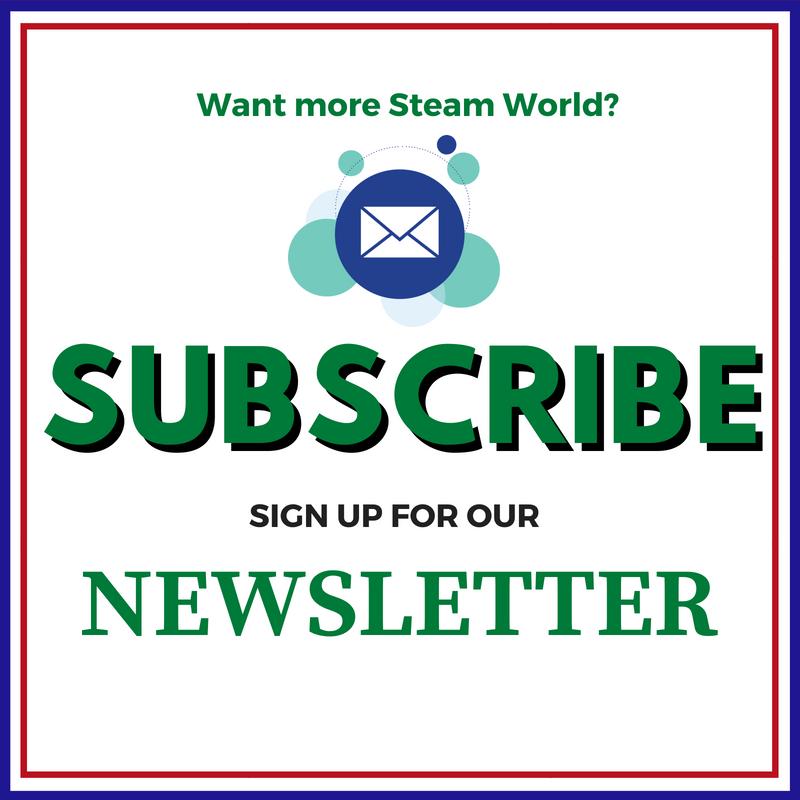 Steam World Newsletter